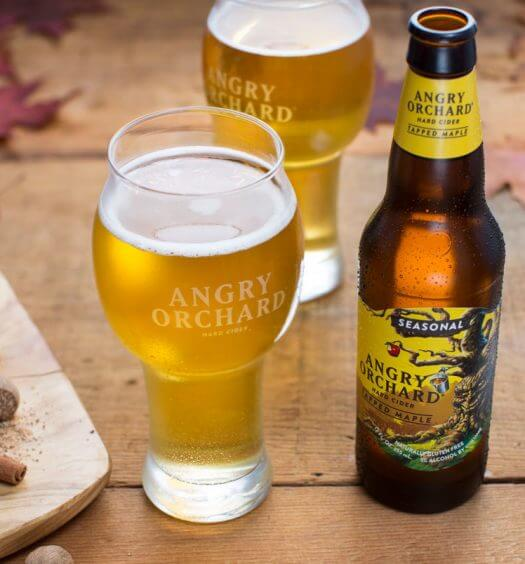 Angry Orchard Releases Tapped Maple and Spiced Apple, featured image