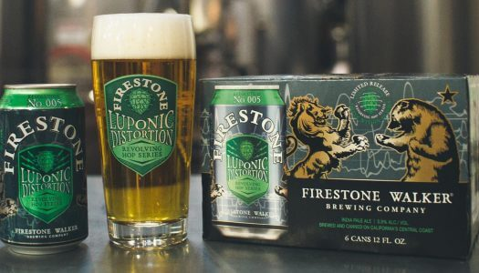 Firestone Walker Releases Revolution No. 005