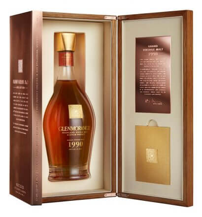 Glenmorangie Releases Grand Vintage 1990, featured image