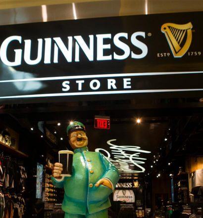 Guinness Store in Las Vegas Unveils the Perfect Pint Experience, featured