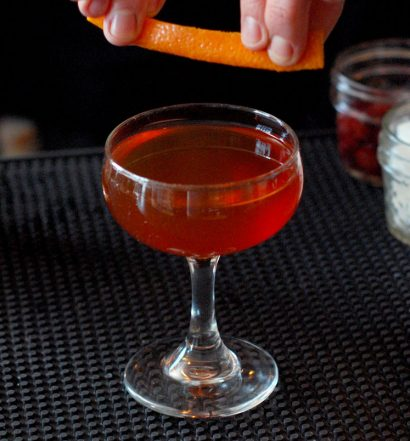 Chilled Drink of the Week: Home on the Hook, featured image