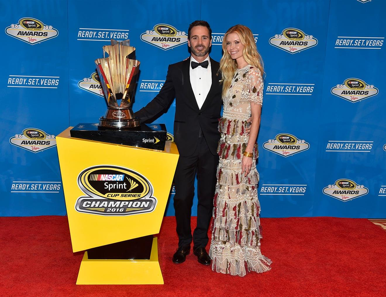 Jimmie-Johnson-wife-ready-set-vegas-awards