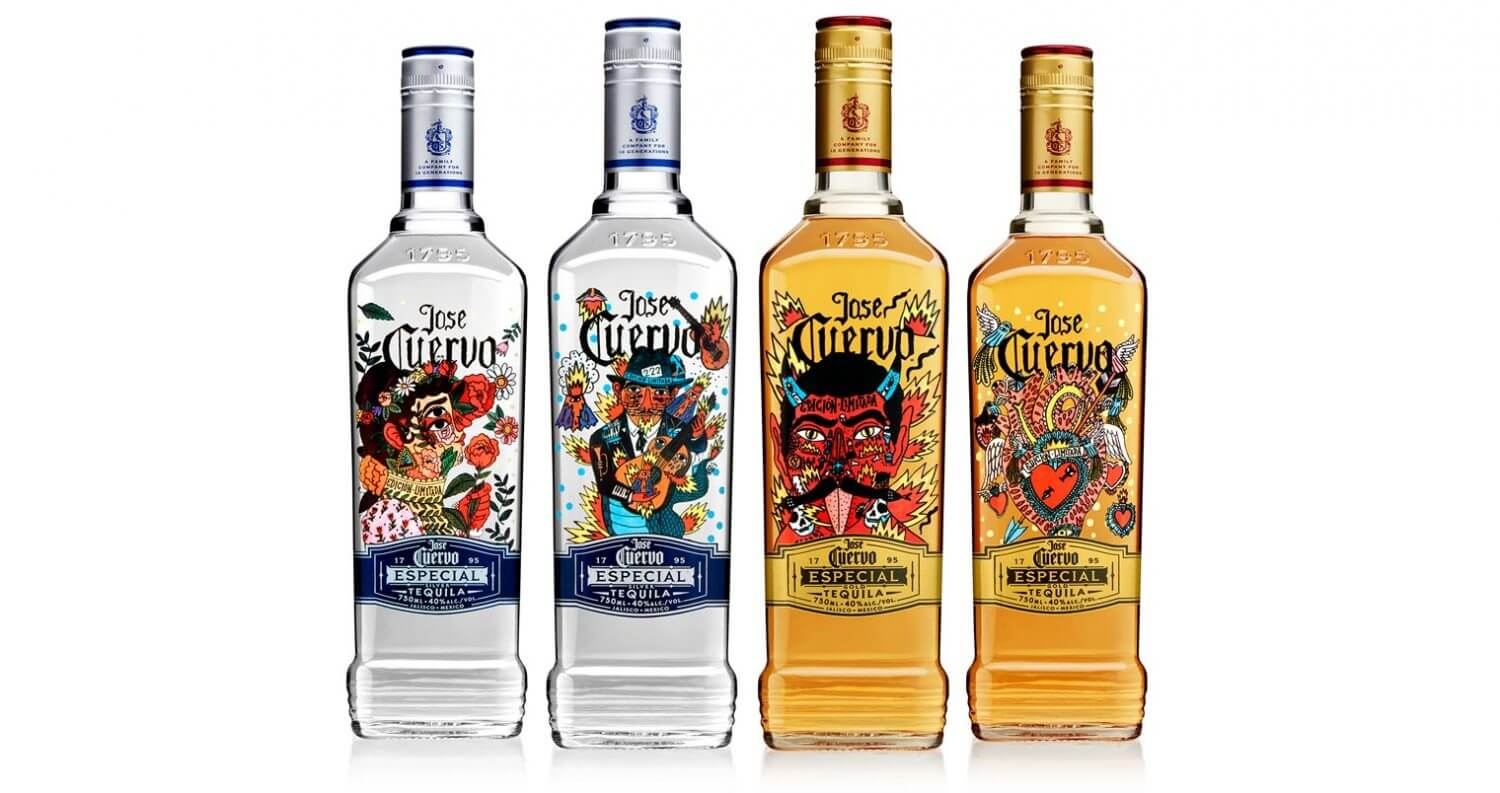 Jose Cuervo Celebrates 222 Years with Limited Edtion Bottle Series, featured image