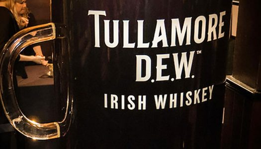 Tullamore D.E.W. Makes World's Largest Irish Coffee