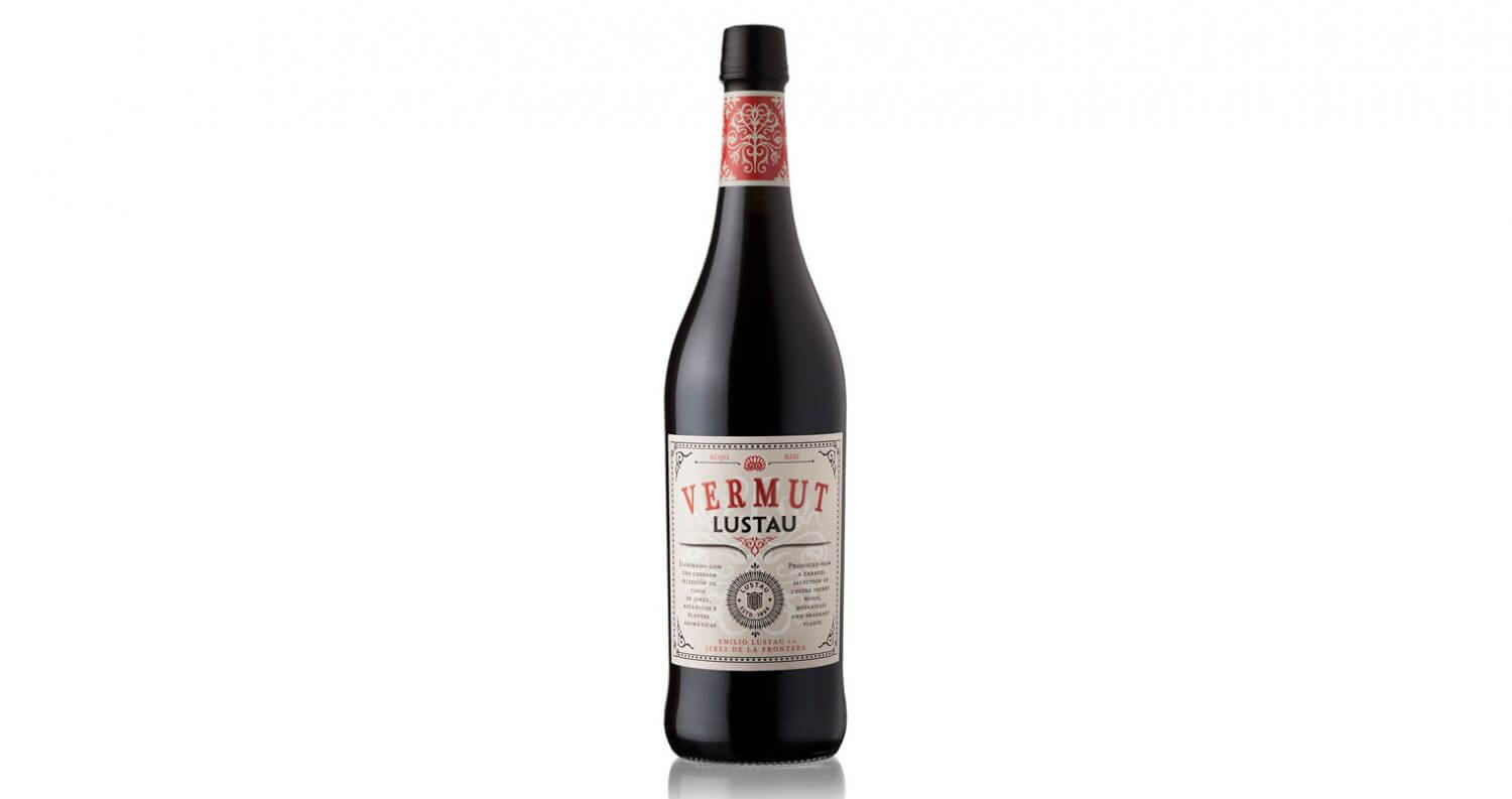 Lustau Vermut Arrives in the U.S. , featured image