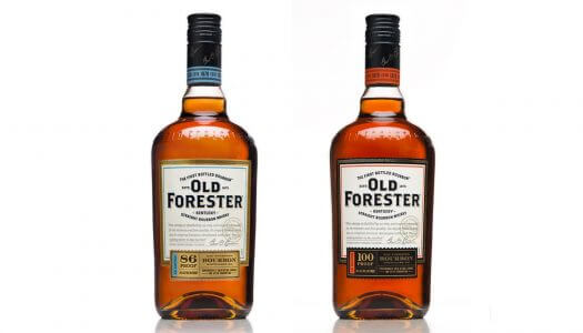 Old Forester Bourbon Launches New Packaging