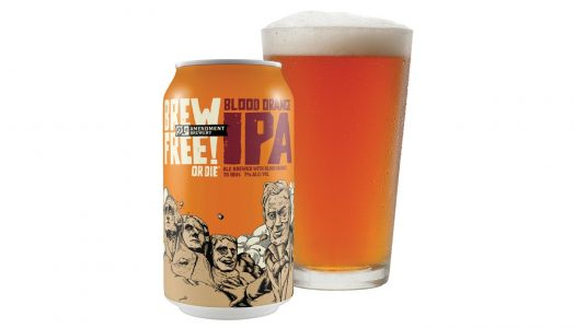 21st Amendment Brewery Launches Blood Orange IPA
