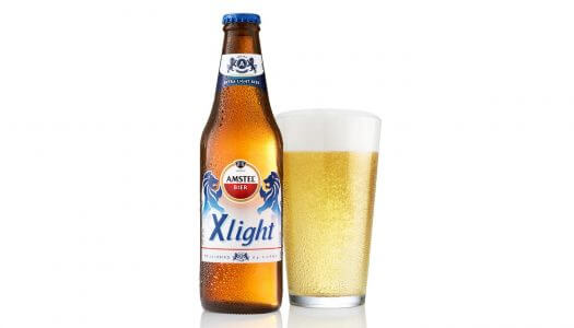 Amstel Launches Amstel Xlight
