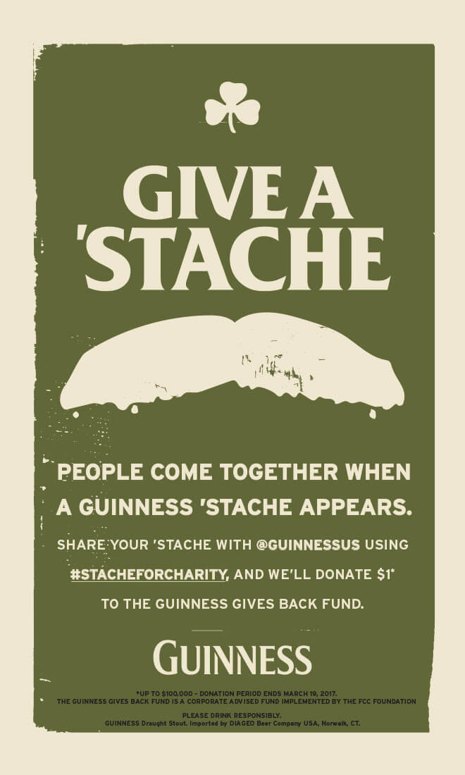 Give-a-Stache