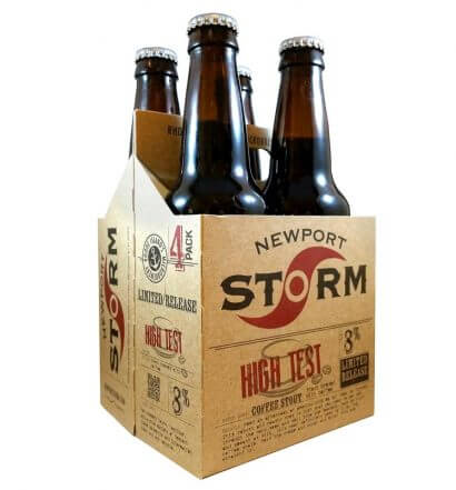 Newport Storm Launches High Test Coffee Stout, feature image