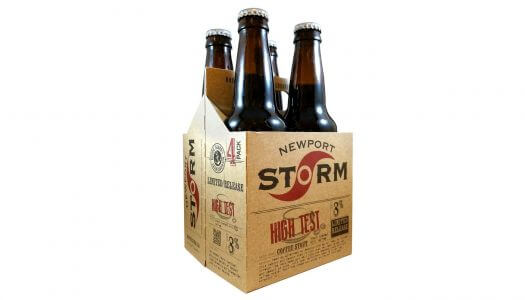 Newport Storm Launches High Test Coffee Stout