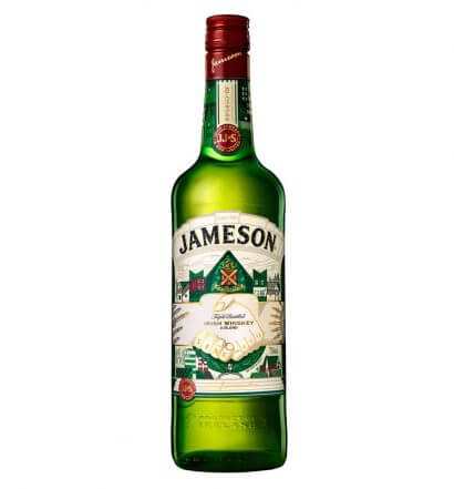 Jameson Launches 2017 St. Patrick's Day Limited Edition Bottle, featured image