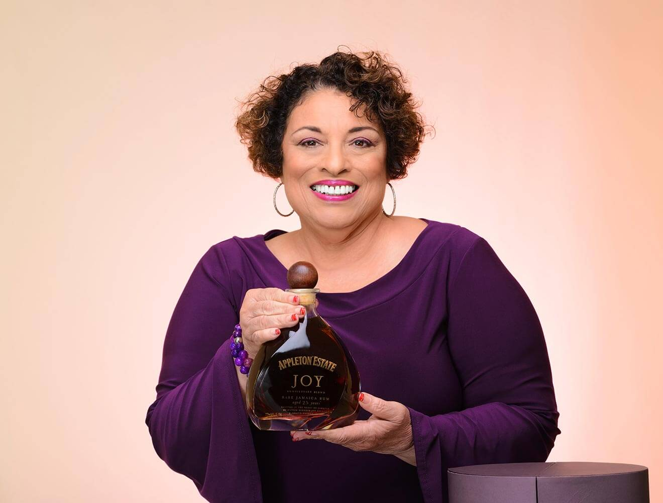 Joy Spence and Her 20th Anniversary Blend