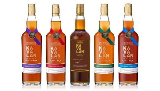 Kavalan Single Malt Whisky Introduces Sherry & Port Cask Series