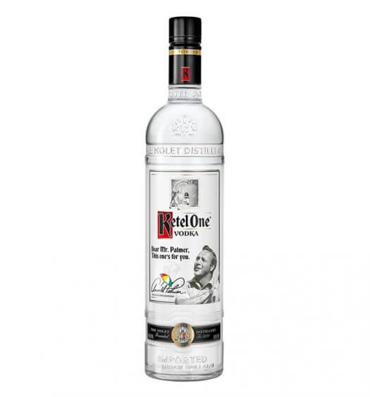 "Ketel One Launches ""Arnold Palmer Collector's Edition"" Bottle, featured image"