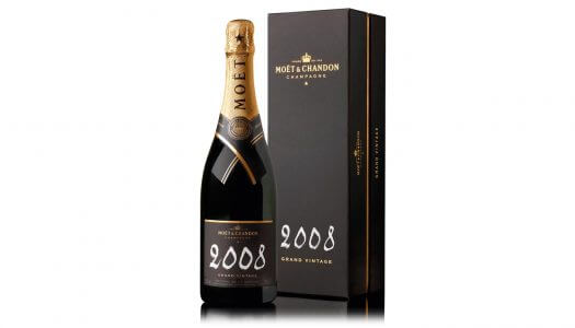 Moët & Chandon Launches 2008 Grand Vintage Brut