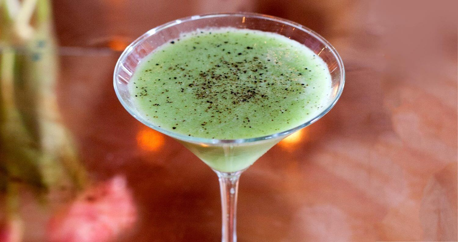 Must Mix: Persea Martini, featured image