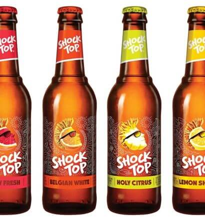 Shock Top Brews Up First Major Brand Refresh, featured image
