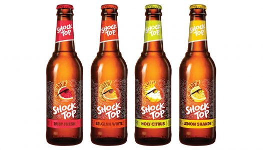 Shock Top Brews Up First Major Brand Refresh