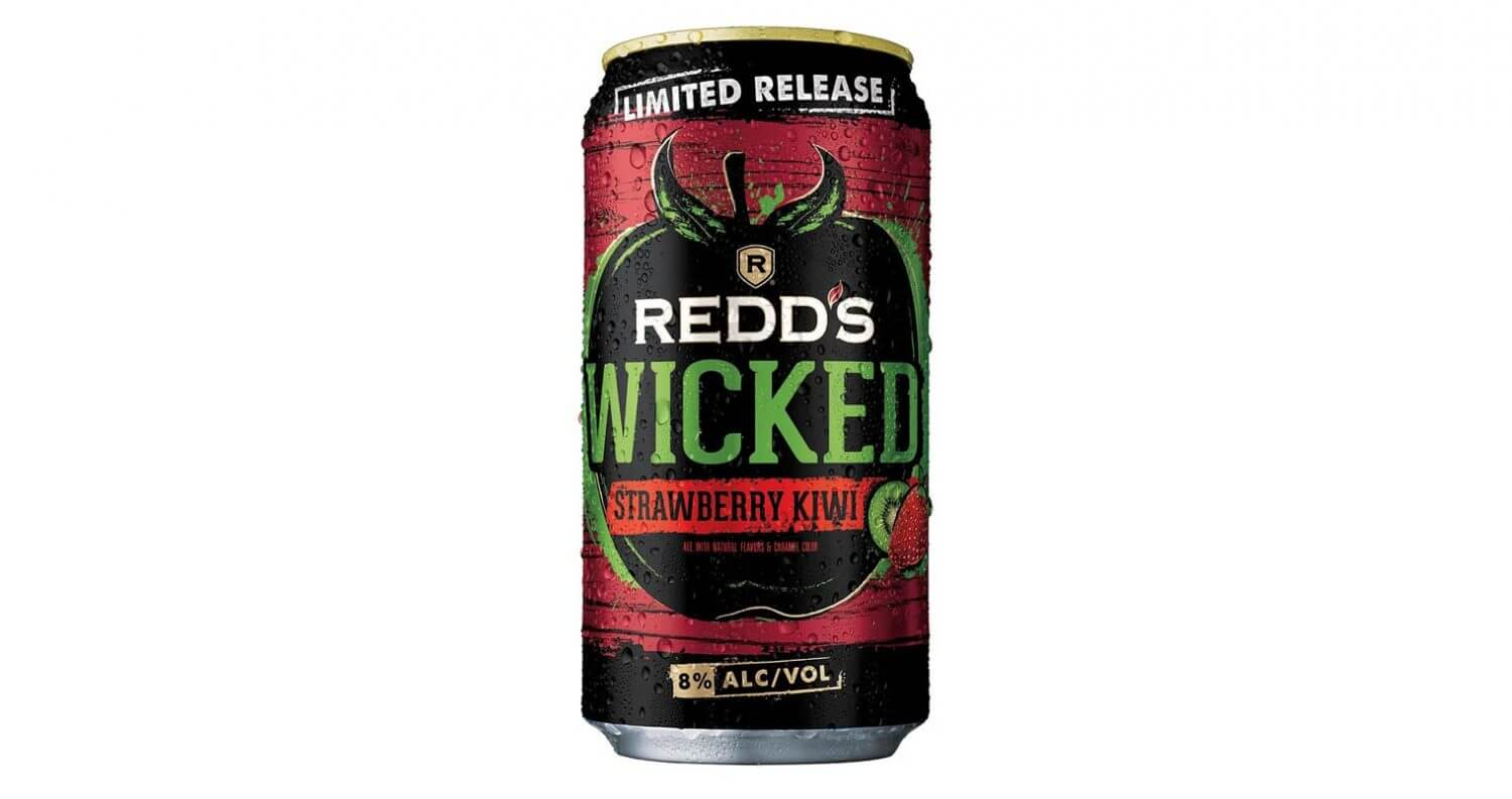 Redd's Wicked Introduces Strawberry Kiwi, featured image