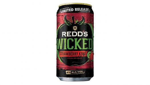 Redd's Wicked Introduces Strawberry Kiwi