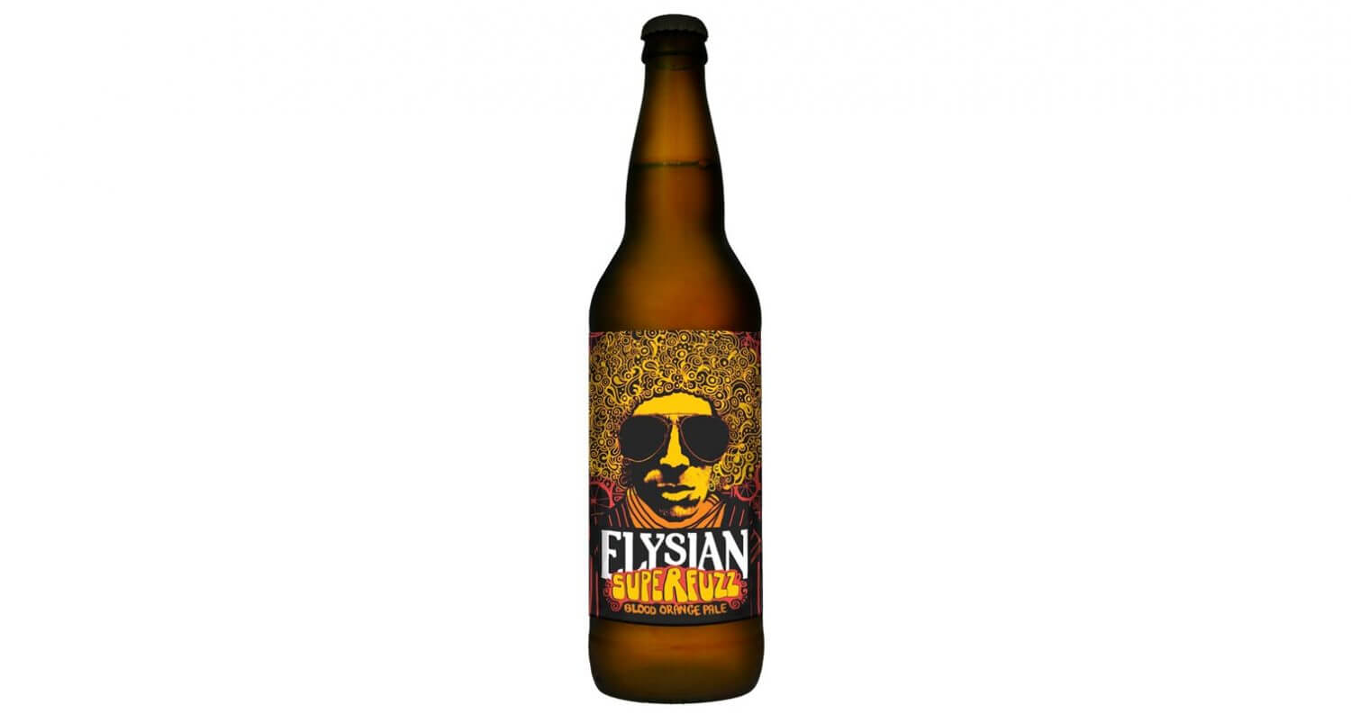 Elysian Brewing Launches Superfuzz Blood Orange Pale, featured image