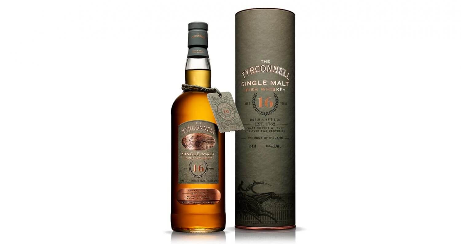 The Tyrconnell 16 Year Old Limited Edition Launches, featured image