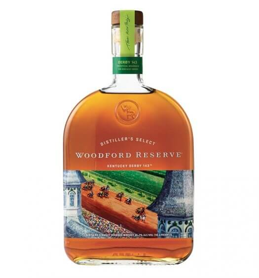 Woodford Reserve Releases 2017 Kentucky Derby Bottle, featured image