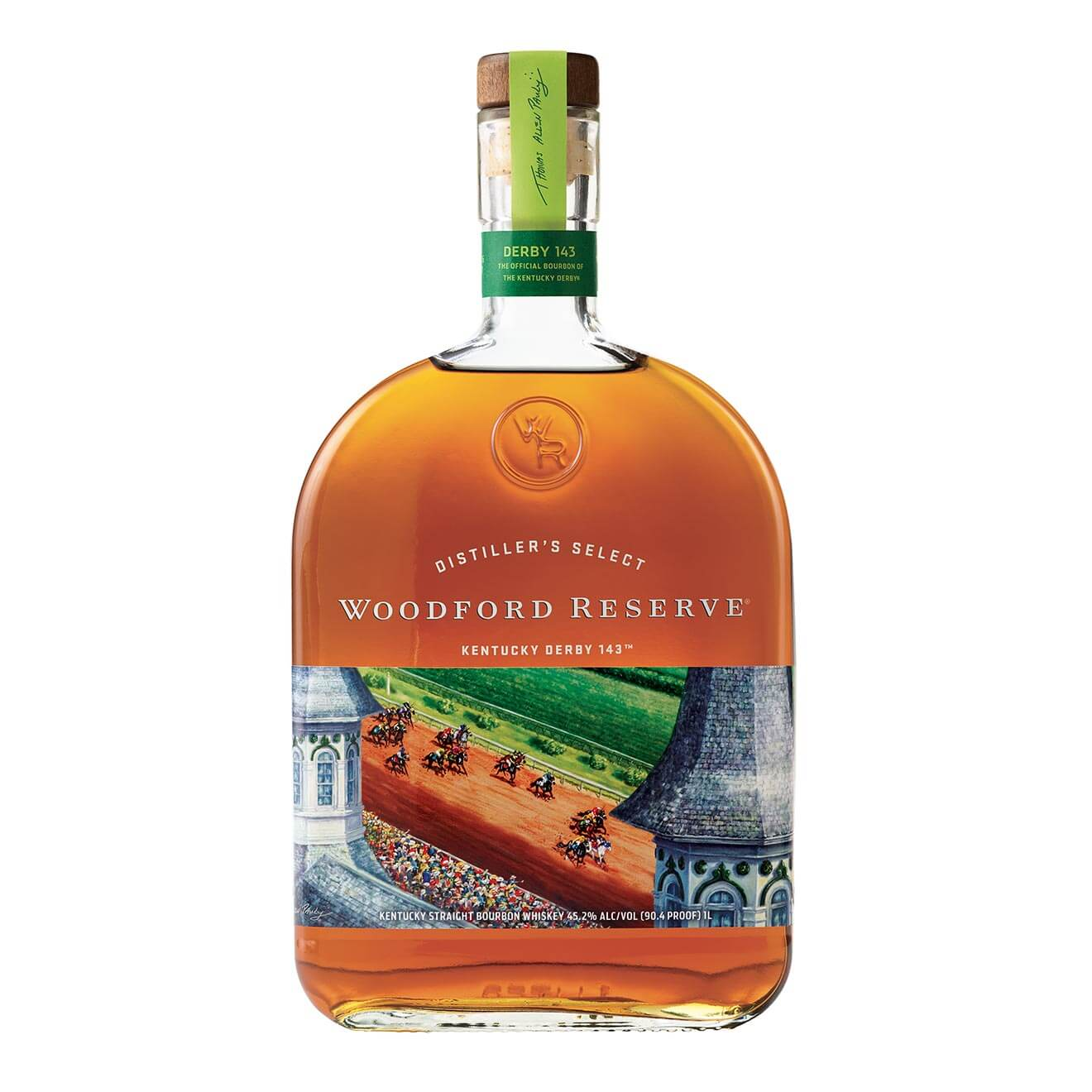 2017 Kentucky Derby Bottle, Woodford Reserve