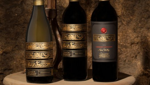 Game of Thrones Wines Launches