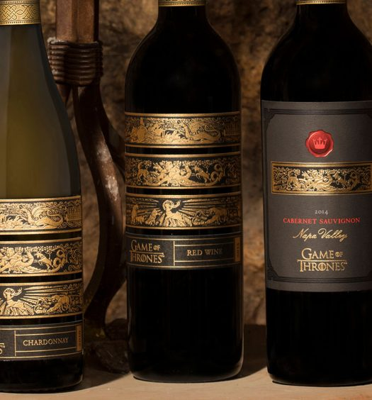 Game of Thrones Wines Launches, featured image