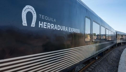 Casa Herradura Introduces The Tequila Express World-Class Train Experience
