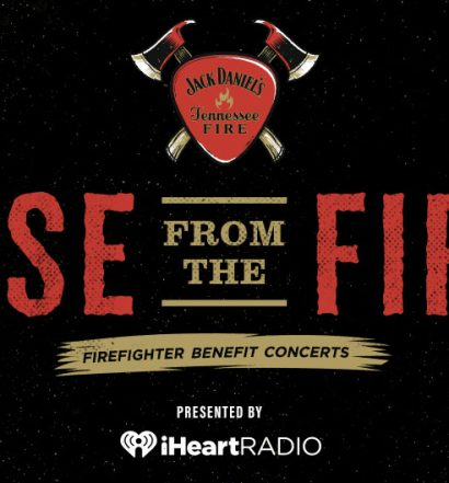 Jack Daniel's and iHeart Raise Funds for The Fire Family Foundation, featured image