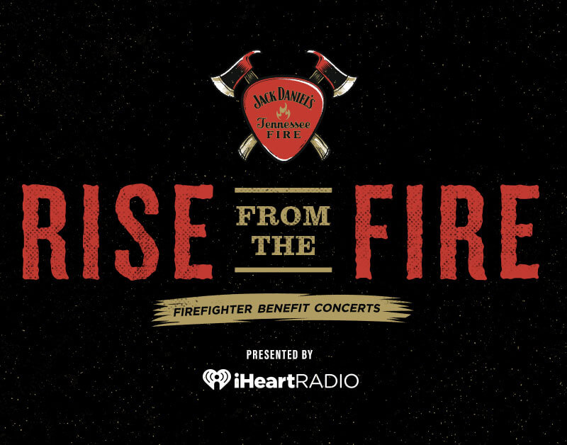 jack daniel's rise from the fire logo