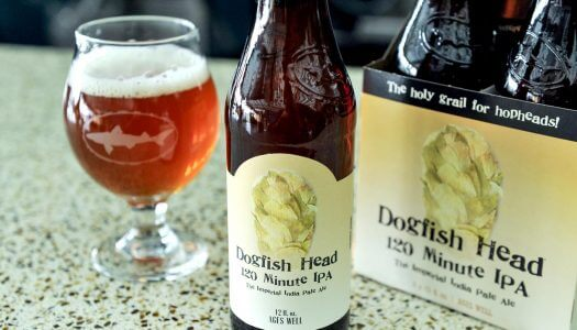 Dogfish Head Releases Abundantly Hoppy 120 Minute Imperial IPA
