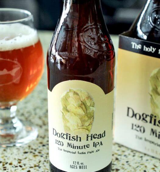 Dogfish Head Releases Abundantly Hoppy 120 Minute Imperial IPA, featured image