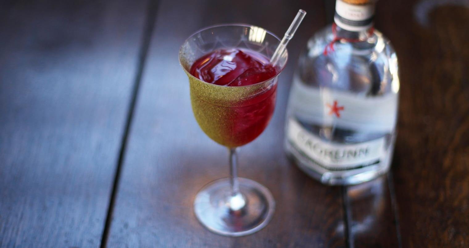 Chilled Drink of the Week: Balmenach Gimlet, featured image