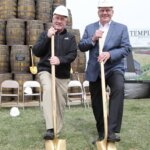 Templeton Rye Breaks Ground on New Distillery in Iowa, featured image