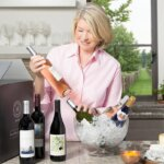 Martha Stewart Launches New Wine Company, featured image