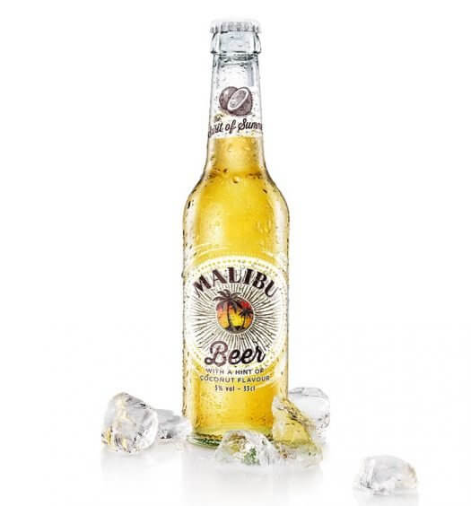 Malibu Launches New Beer, featured image