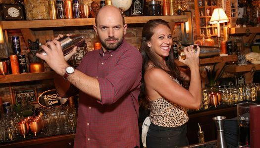 Paul Scheer and Pam Wiznitzer Mix with New 1893 Cola at The Dead Rabbit