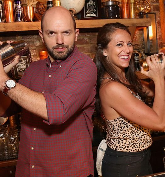 Paul Scheer and Pam Wiznitzer Mix with New 1893 Cola at The Dead Rabbit , featured image