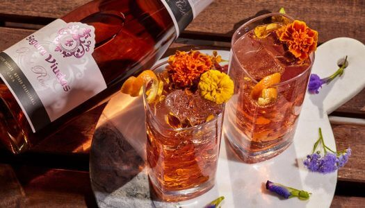 Chilled Drink of the Week: Segura Viudas Spritz