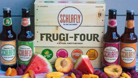 Schlafly Launches Frugi-Four Sampler Pack