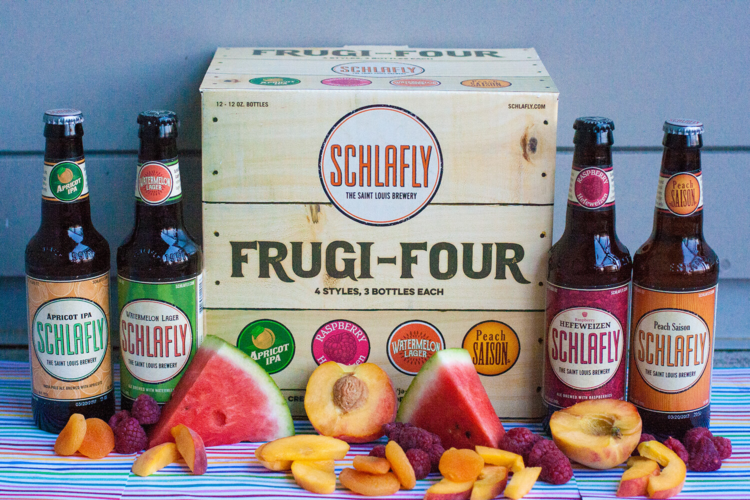 Schlafly Frugi-Four Sampler Pack
