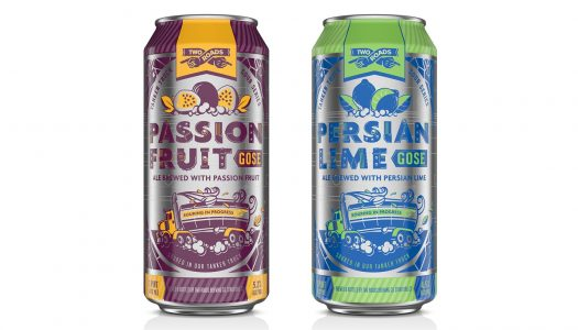 Two Roads Brewing Launches Passion Fruit and Persian Lime Gose