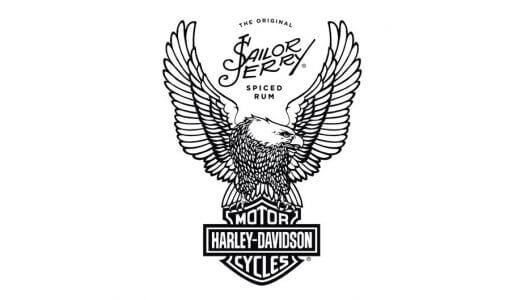 Sailor Jerry Announces Partnership with Harley-Davidson