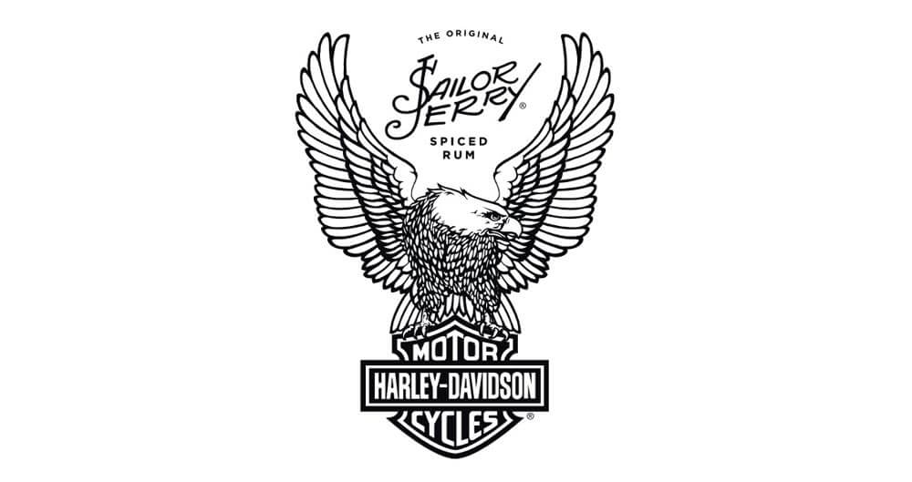 Sailor Jerry Announces Partnership with Harley-Davidson, featured image