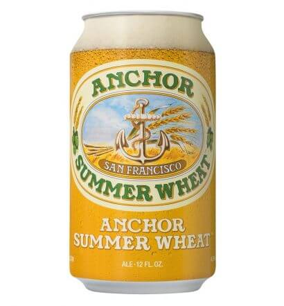 Anchor Brewing Releases Anchor Summer Wheat, featured image