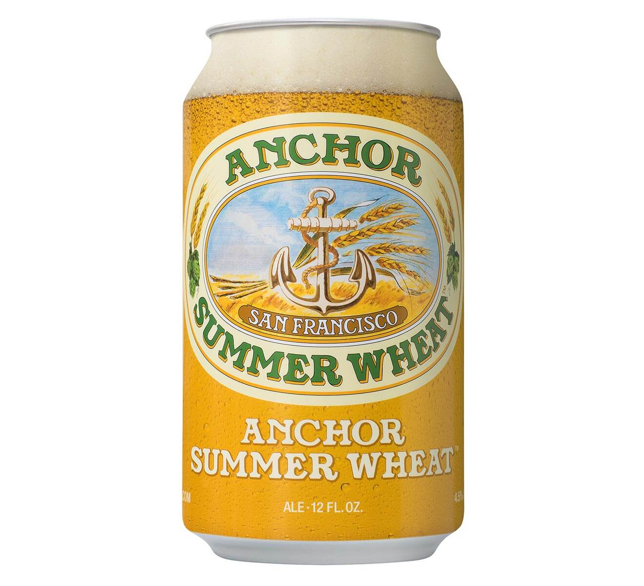 Anchor Summer Wheat in a Can